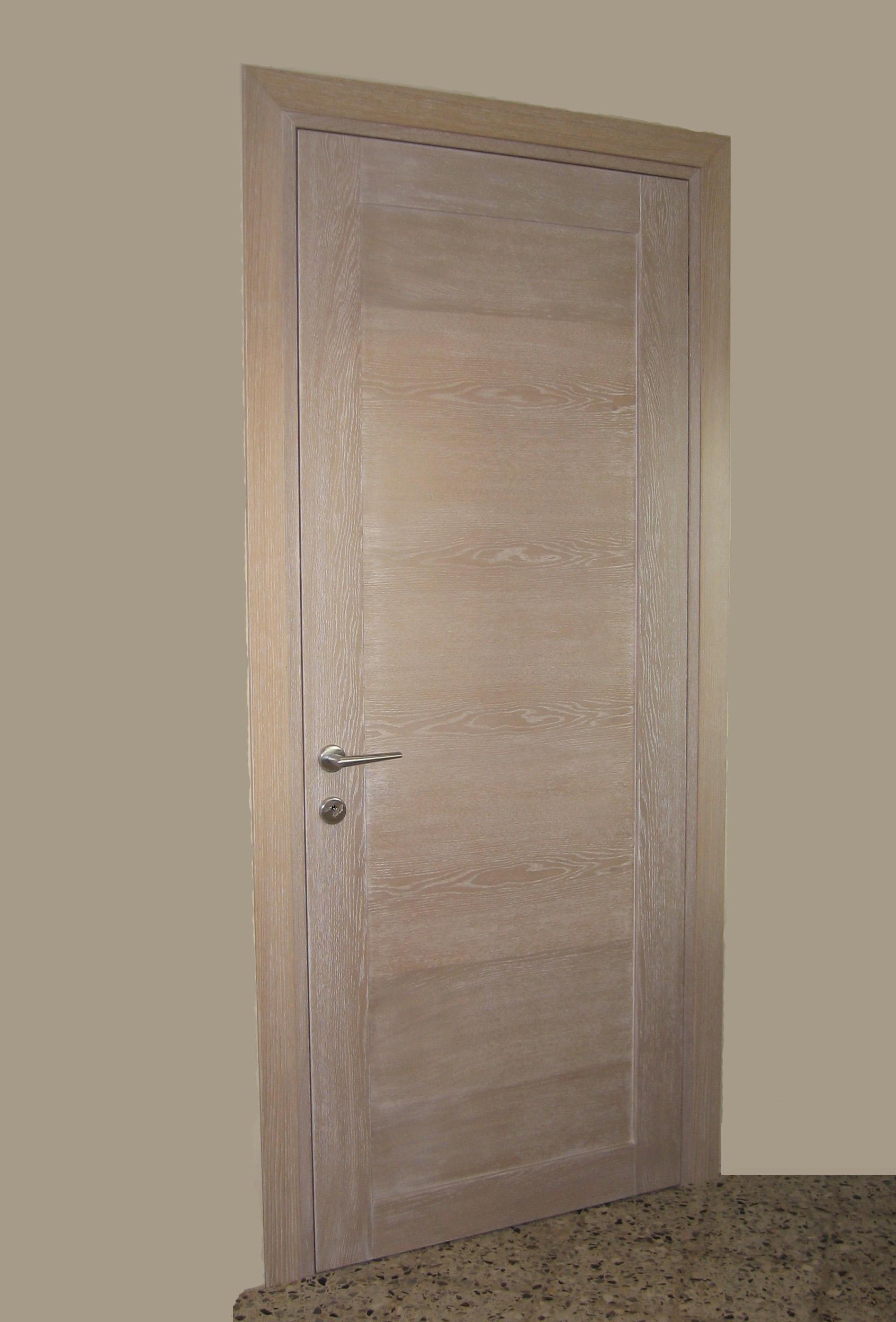 Porte interne falegnameria bagnara camisano - Laccatura porte interne ...